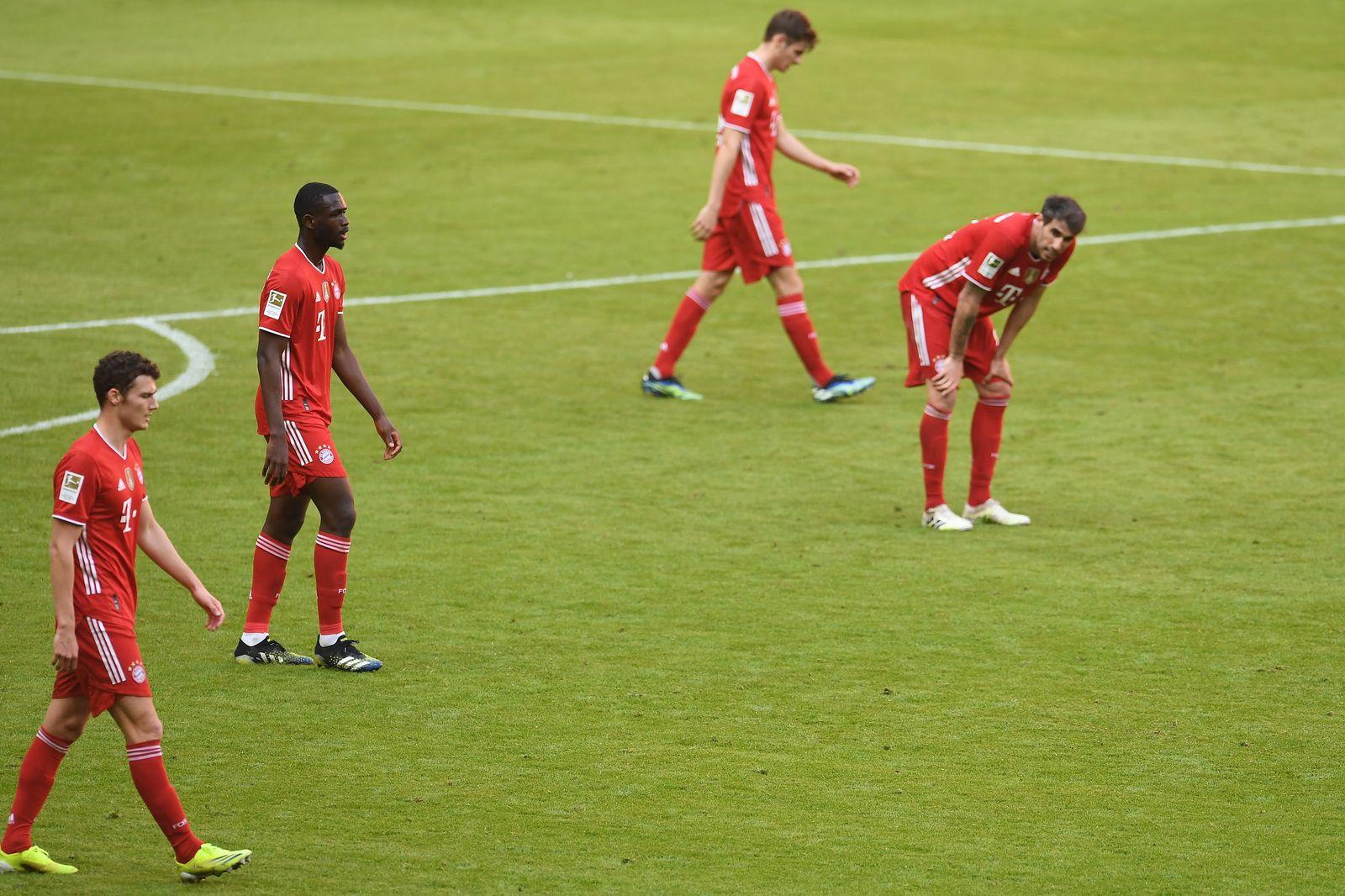FC Bayern vs Union Berlin