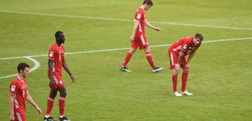 FC Bayern München nach 1:1 gegen Union Berlin: Mit schwerem Gepäck nach Paris