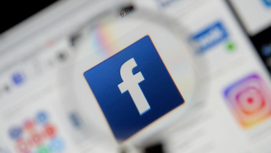 Das US-Justizministerium nimmt Facebbok und andere US-Techkonzerne ins Visier