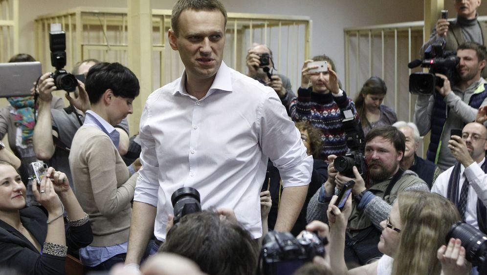 Alexej Nawalny: Der Anti-Putin-Blogger