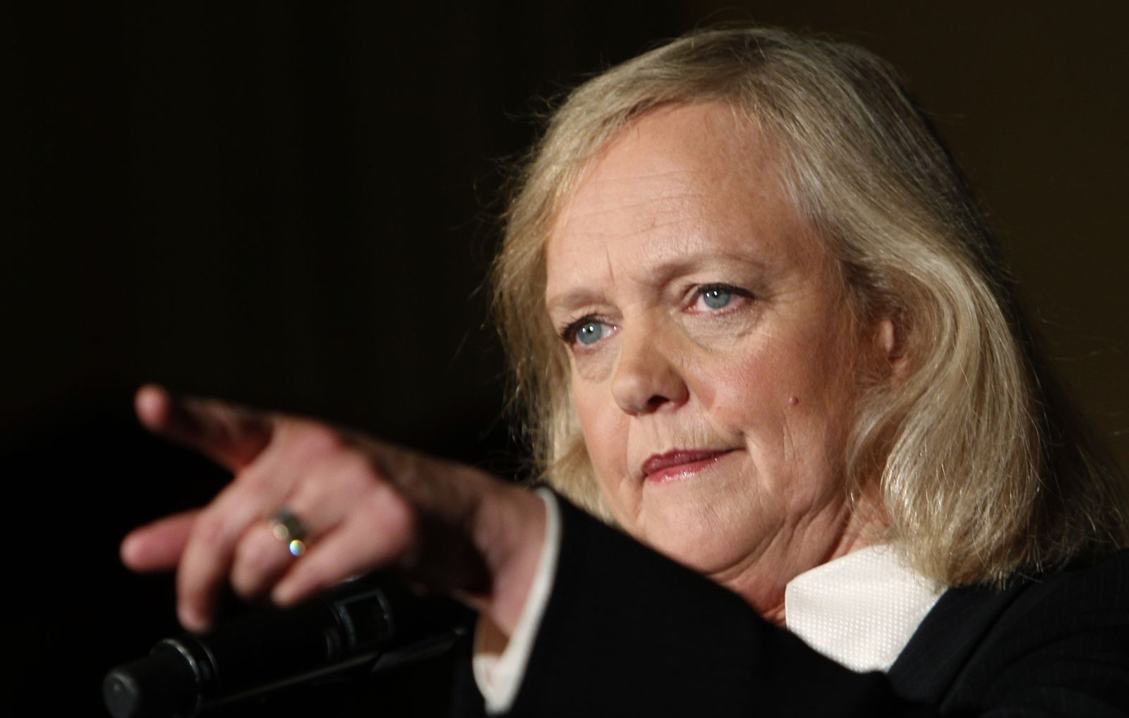 Meg Whitman / HP CEO