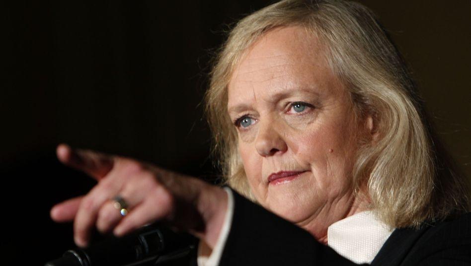 HP-Chefin Whitman: Die Fehler der Vorgänger