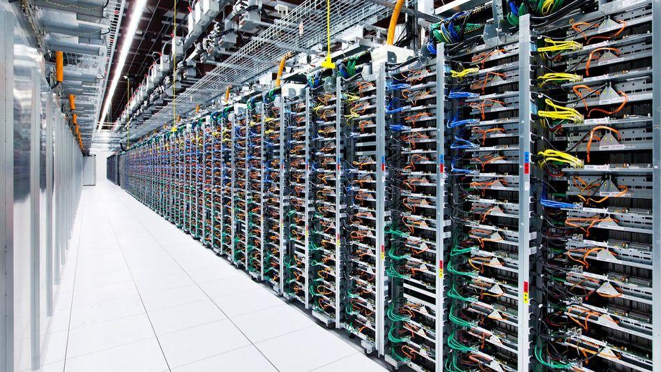 Google-Serverpark: Angriff auf die Verbindungstrecken