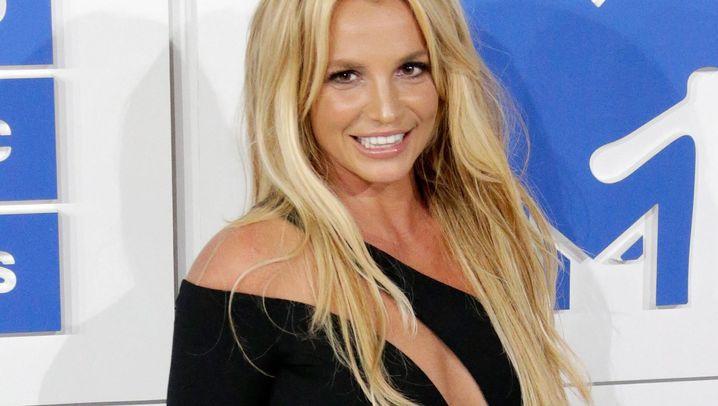 Britney Spears: Live auf der Bühne