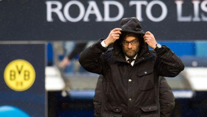 Pleite in Madrid: Dortmunder Untergang im Bernabéu
