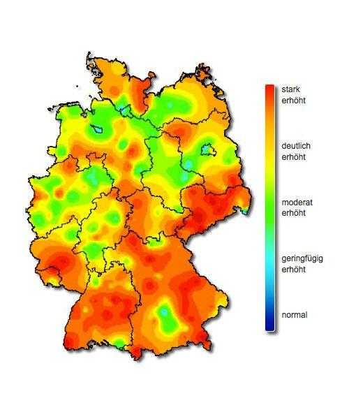 Akute Atemwegserkrankungen in Deutschland in der Woche vom 7. bis 13. Februar
