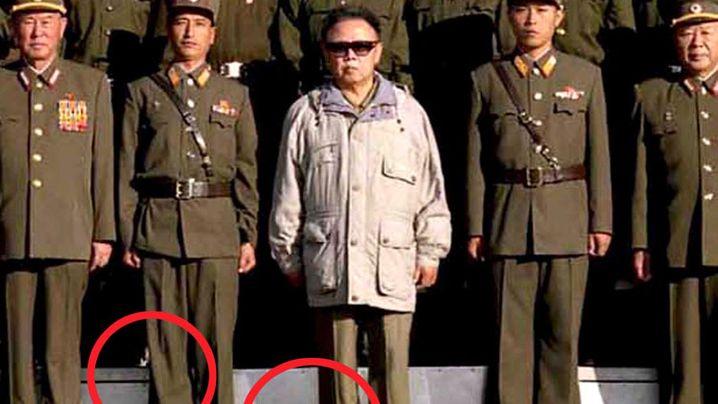 Nordkorea spielt falsch: Ist Kim Jong ill?