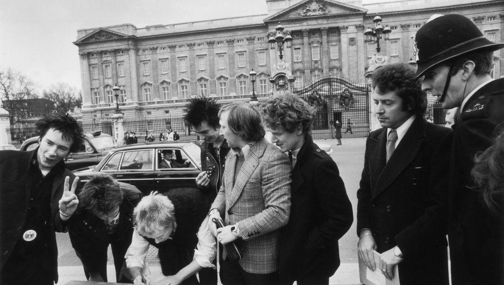 Ramones und Sex Pistols: Mieser Sound als Statement