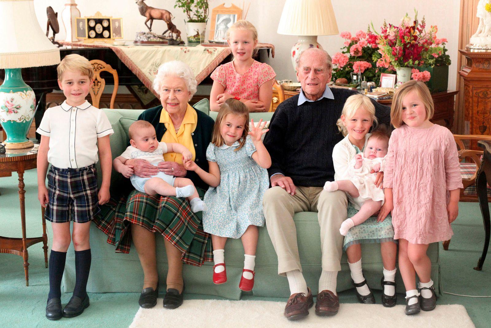 APTOPIX Britain Prince Philip