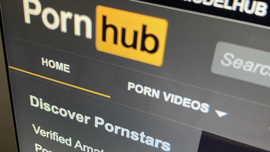 MindGeek-Portal Pornhub: »Klassisches kriminelles Unternehmen«