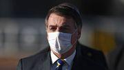 Trotz 48.000 neuerFälle in Brasilien - Bolsonaro schwächt Gesetz zur Maskenpflicht ab