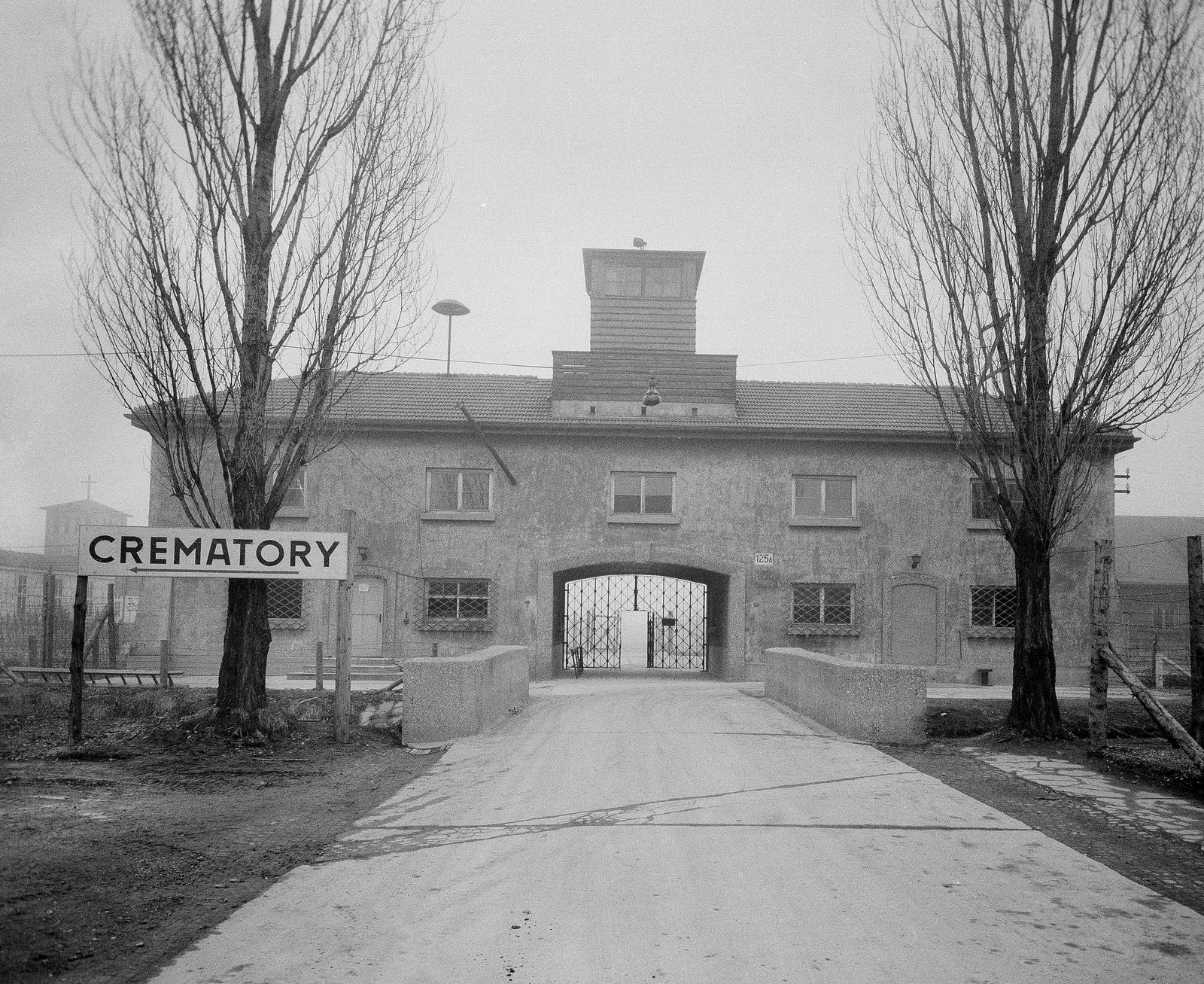 Concentration Camp at Dachau