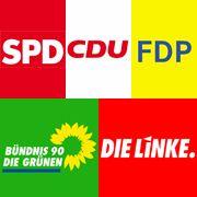 Bundestagsparteien: Bislang kein Barack Obama in Sicht