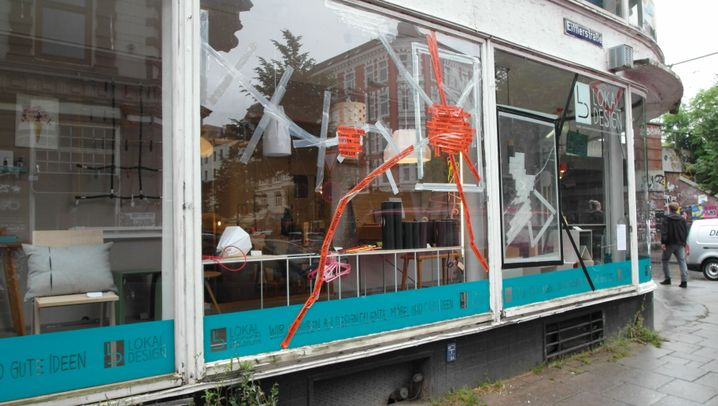 G20-Gipfel in Hamburg: Laden entglast, Vertrauen verloren