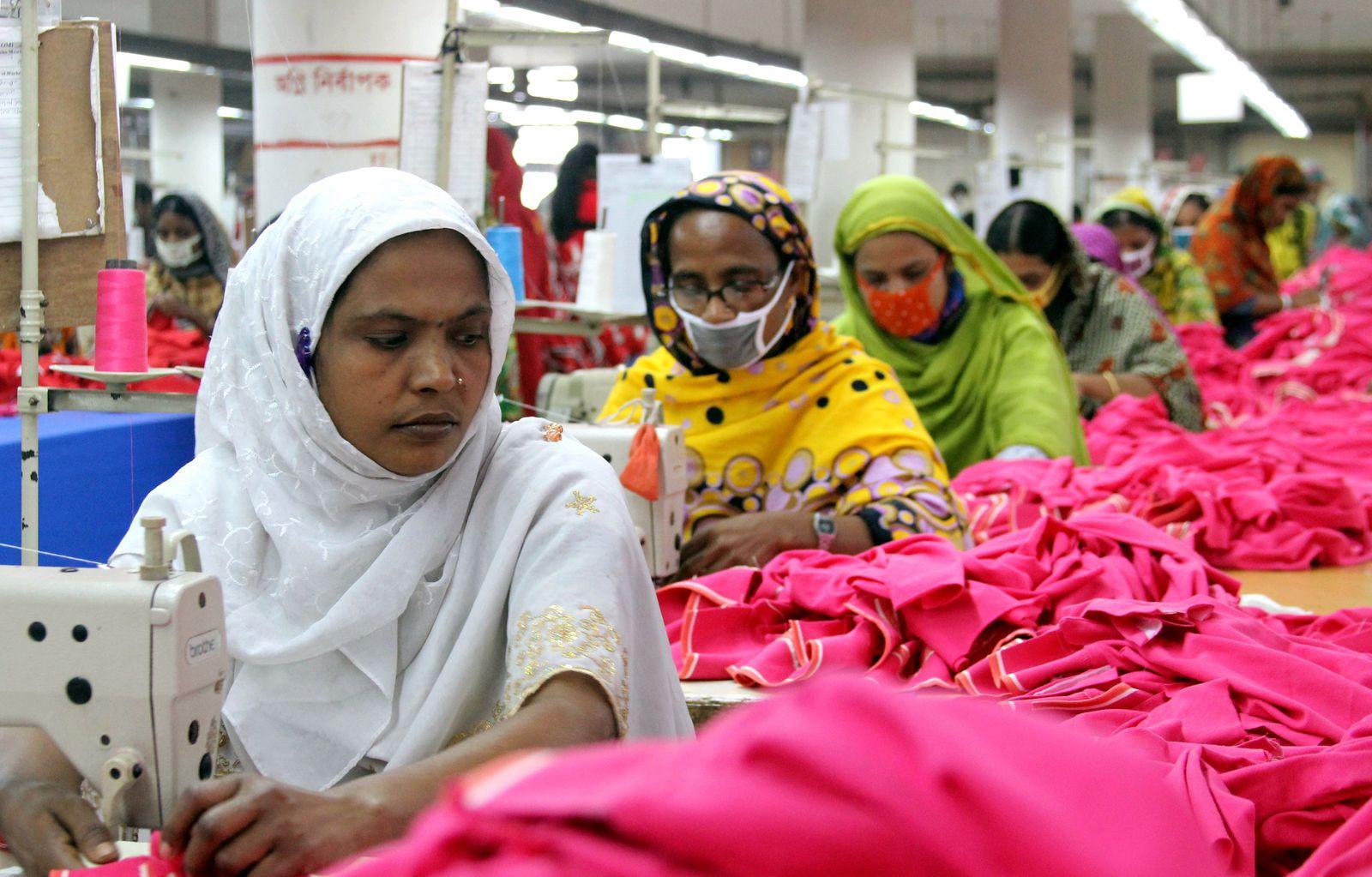 Coronavirus - Textilindustrie in Bangladesch