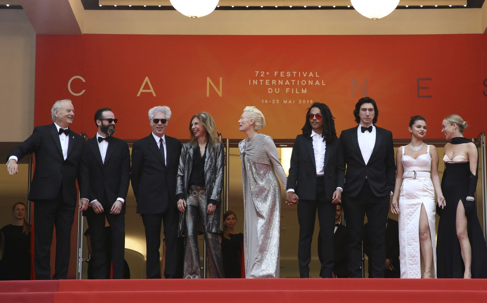 France Cannes 2019 The Dead Dont Die Red Carpet