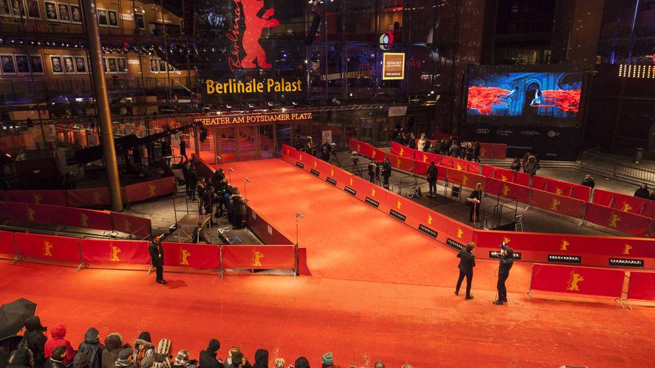 Berlinale Palast 2017 in Berlin