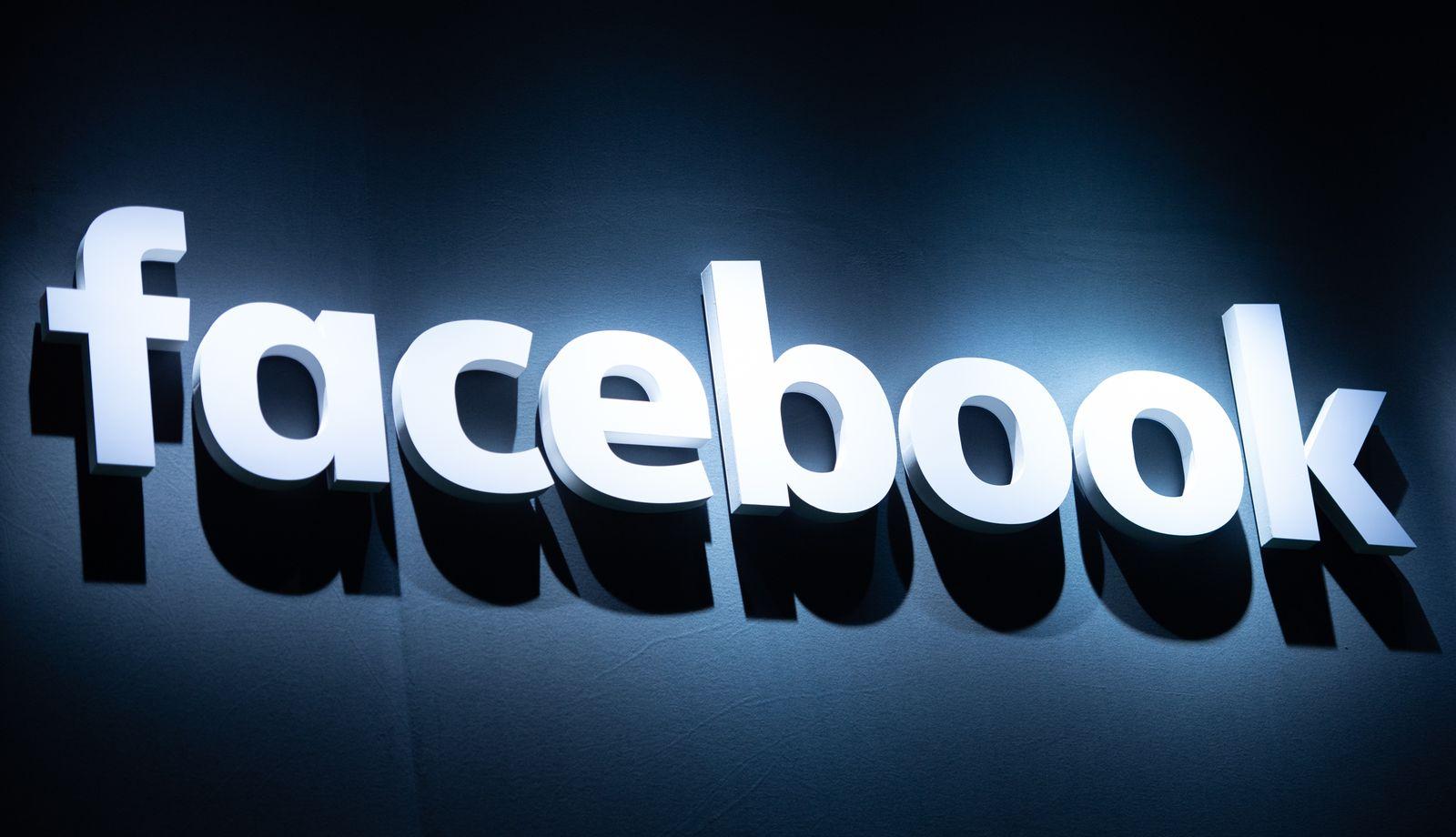 Symbolbild Facebook Logo