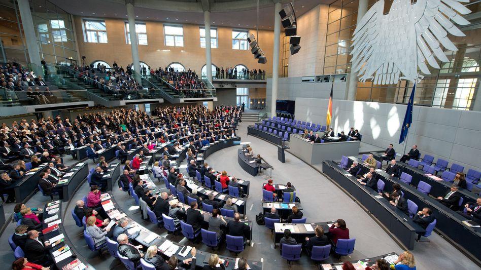 Neuer Bundestag mit schwarz-roter Übermacht: Wo bleibt die Opposition?