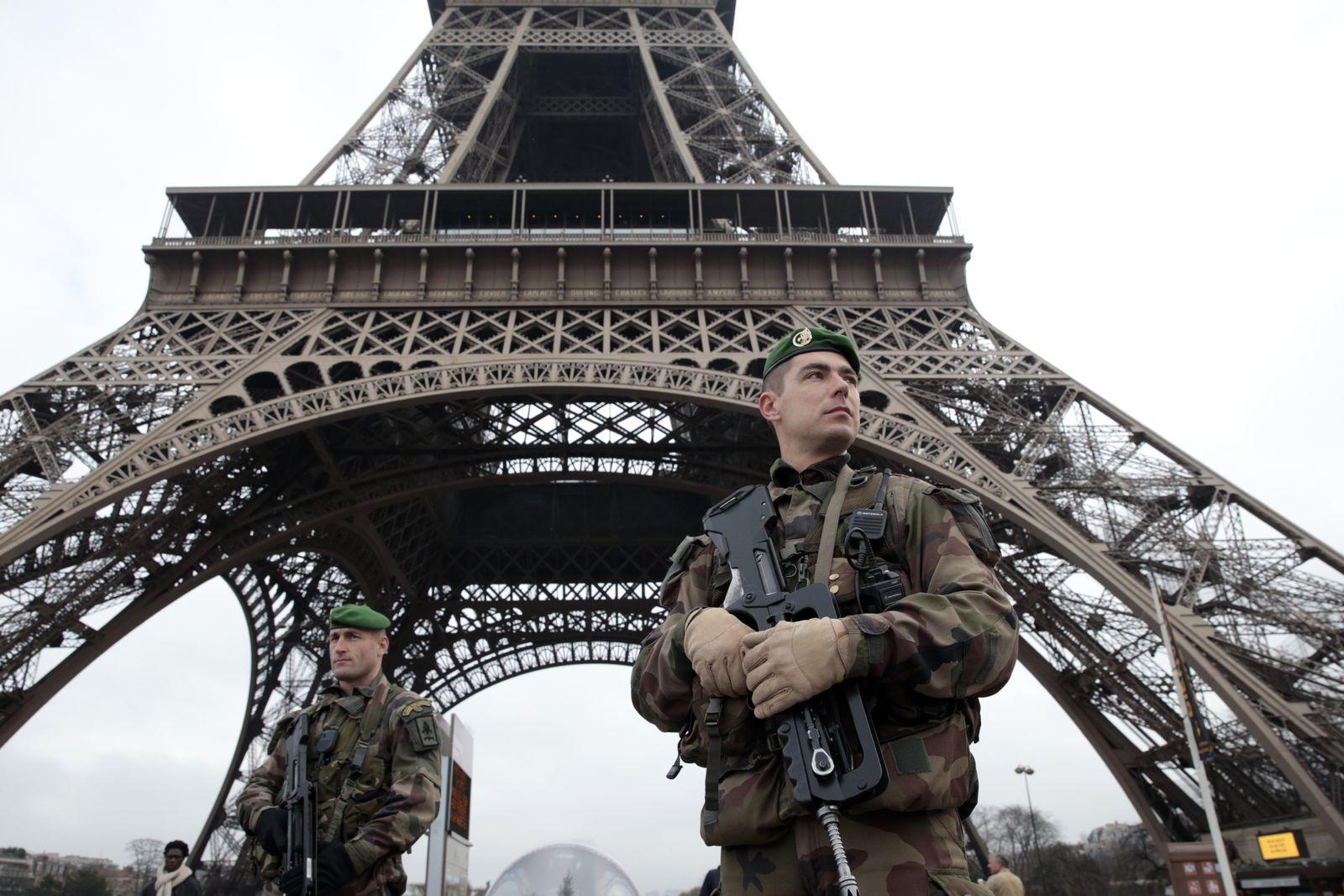 Sodlaten / Eiffelturm