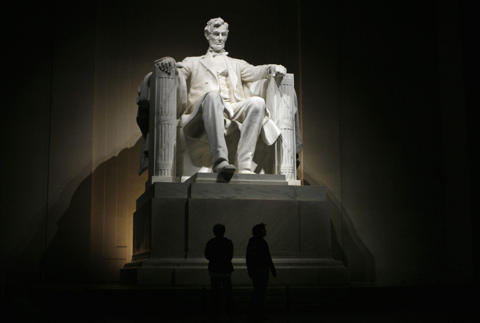 Washington / Abraham Lincoln / Memorial