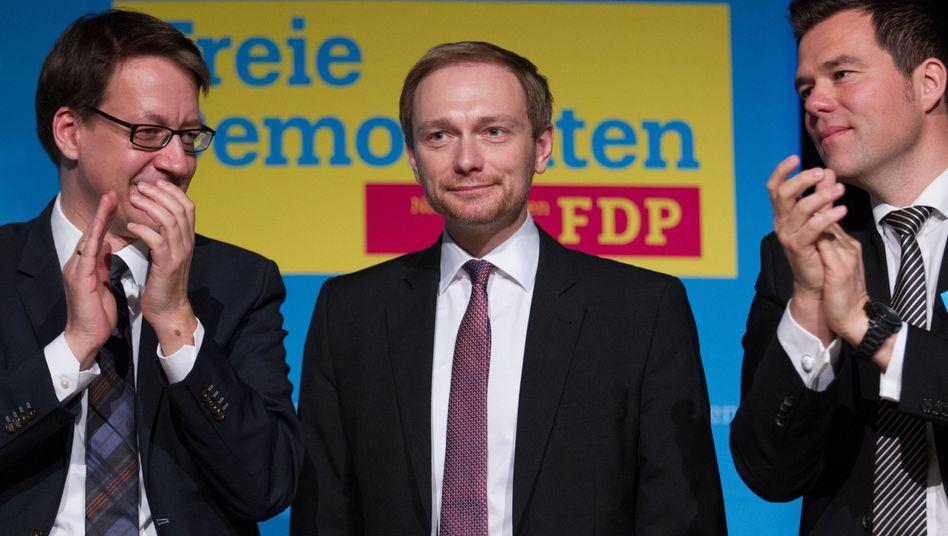 FDP-Chef Lindner: Miese Bilanz für die Liberalen