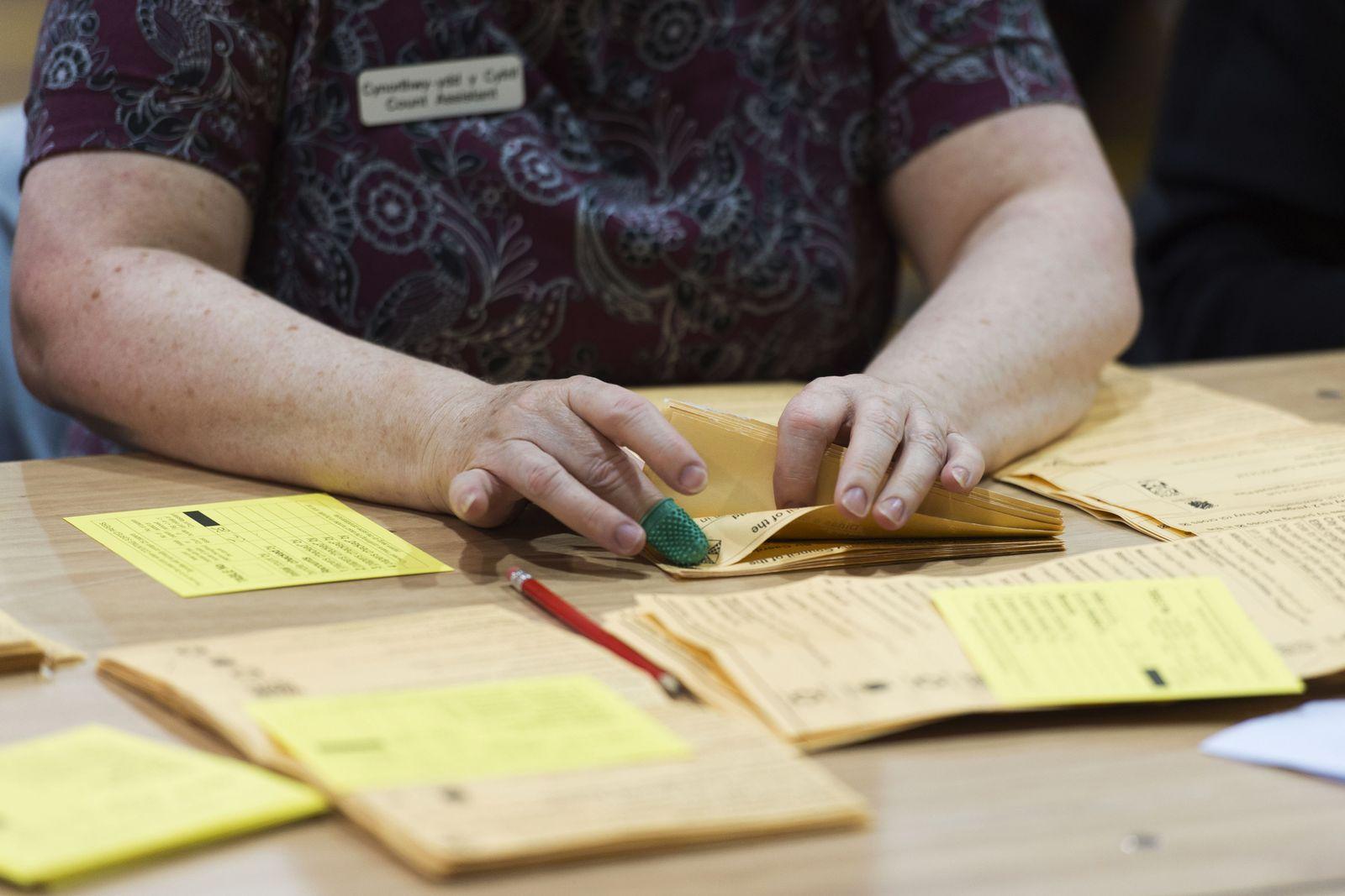 Kommunalwahlen Großbritannien