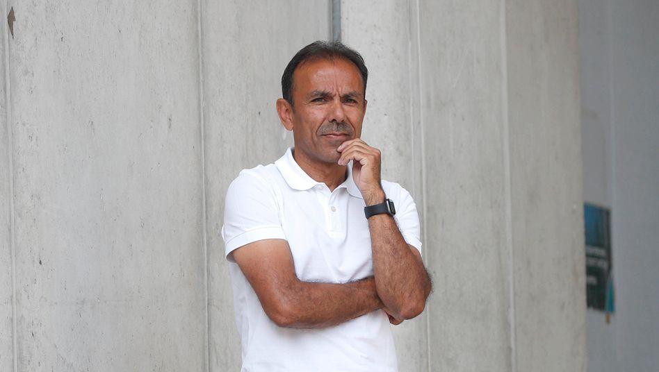 Seit April 2019 war Jos Luhukay Trainer beim FC St. Pauli