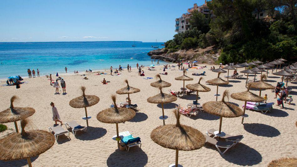 Sonnenbad auf Mallorca: 300 Zusatzflüge angekündigt
