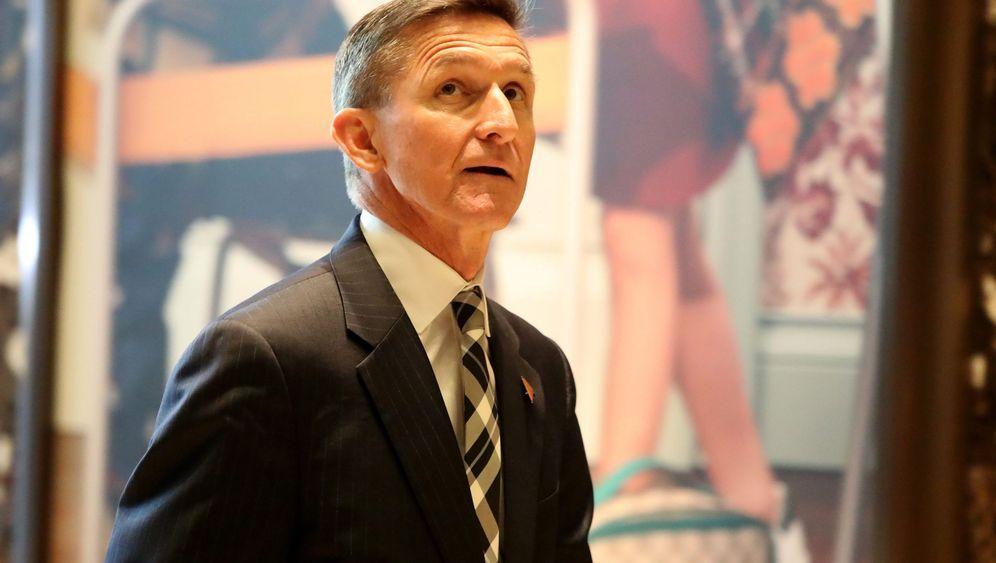 Michael Flynn: Drei Sterne für Trump