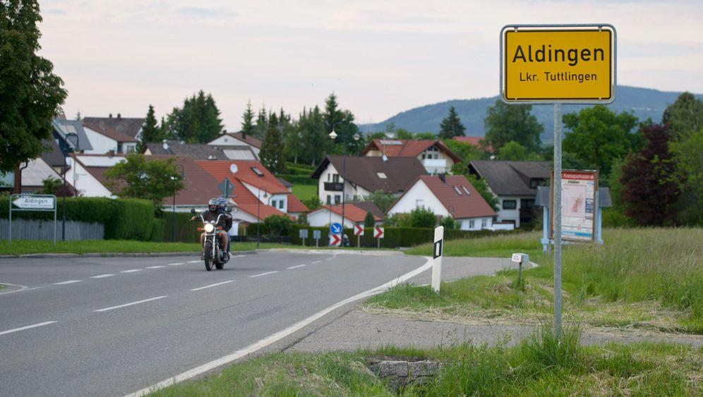 Totes Kleinkind: Trauer in Aldingen