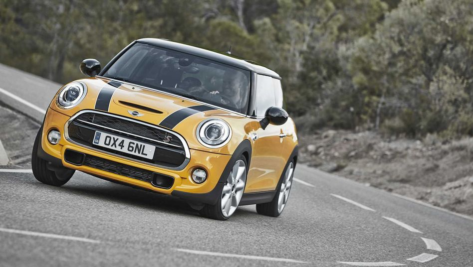 Mini Cooper S: Offizieller Verbrauchswert in den USA höher als in Europa