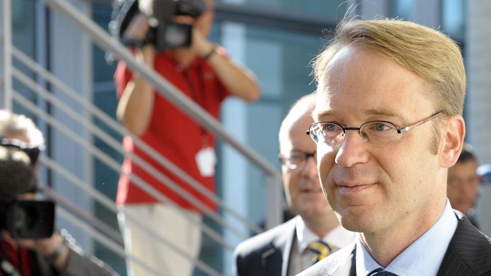 Photo Gallery: The Bundesbank's Position on Saving the Euro