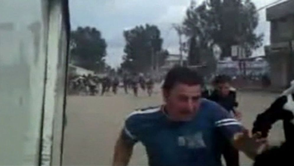 Syrien: Ein Regime schießt auf seine Bürger