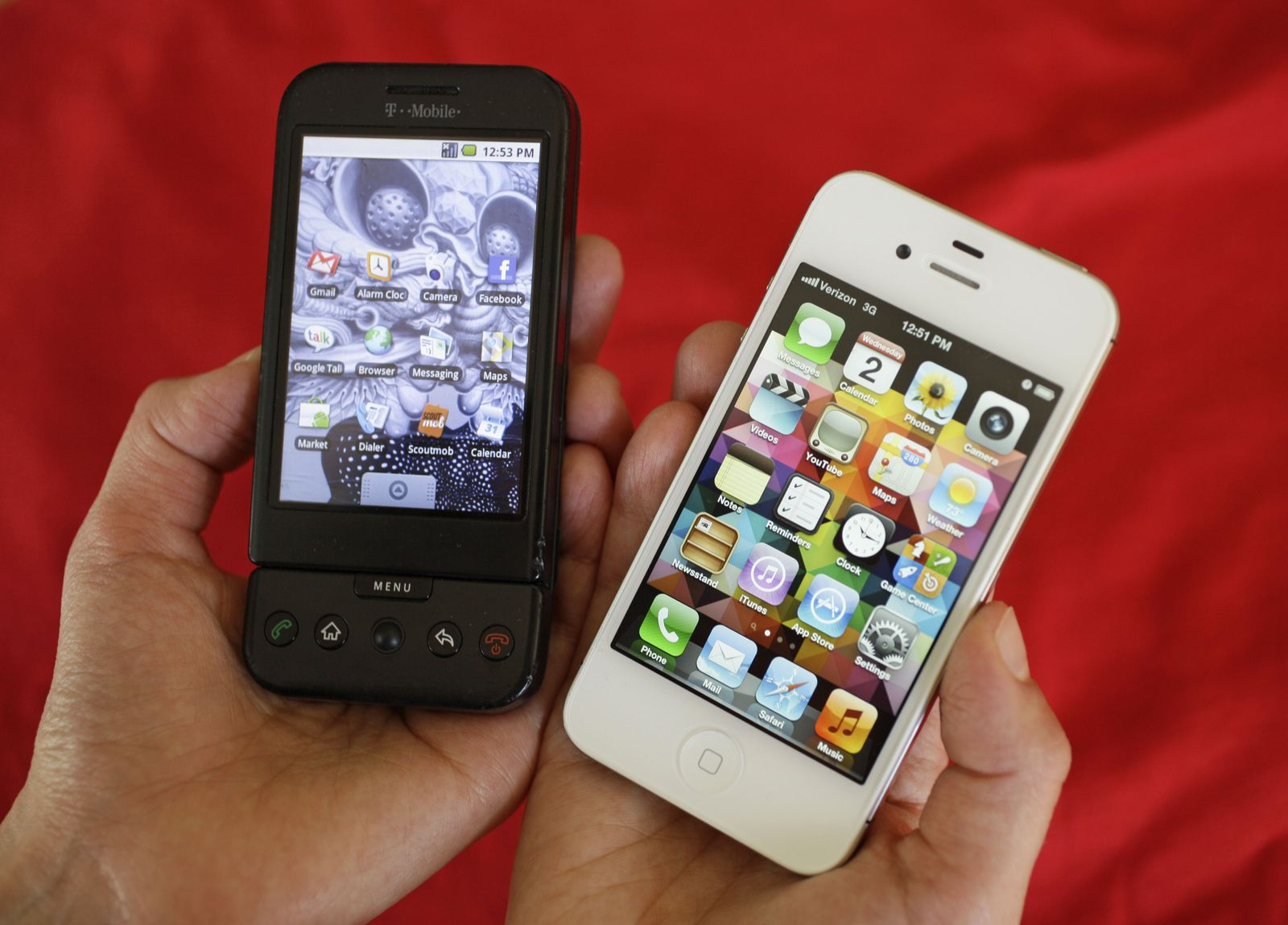 Tech Test Phone Shopping