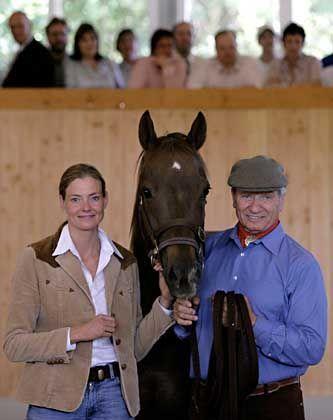 Tiertrainer Kutsch, Roberts: Der sanfte Cowboy und das gereifte Pferdemädchen