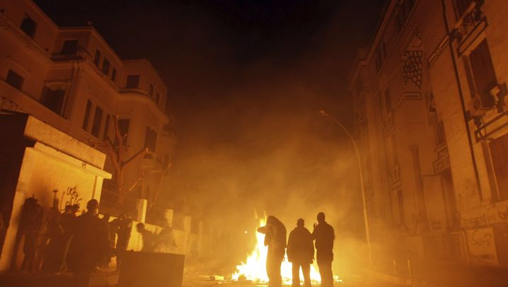 Photo Gallery: Bloody Protests in Egypt