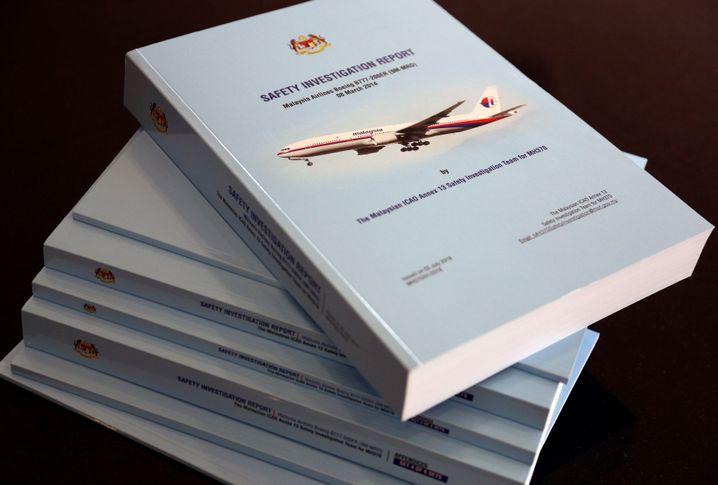 450-seitiger Abschlussbericht