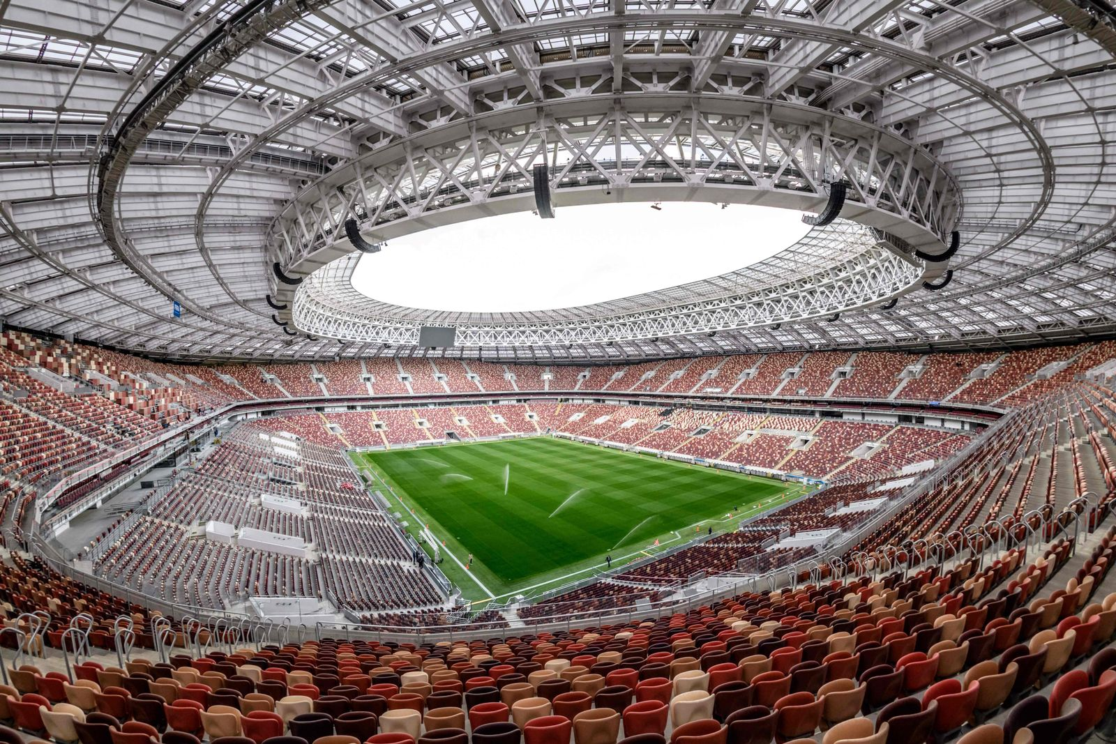 WM18/ Stadium/ Moskau