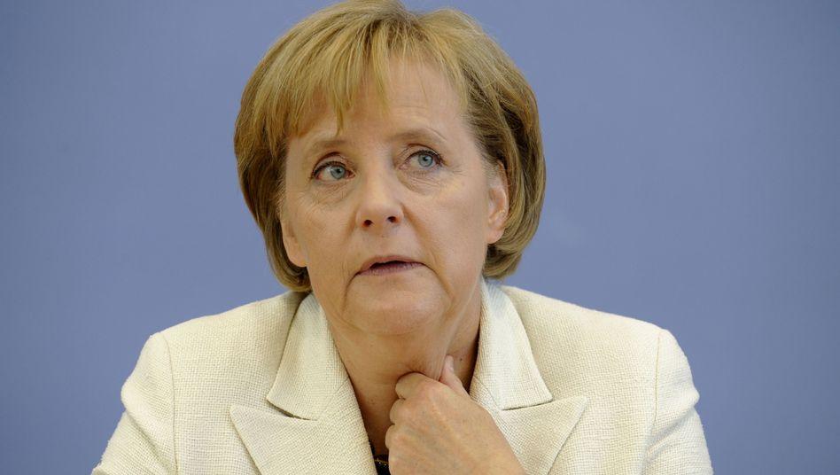 """Beschuss aus der Schweiz für Kanzlerin Merkel: """"Das ist eine Kriegerklärung"""""""