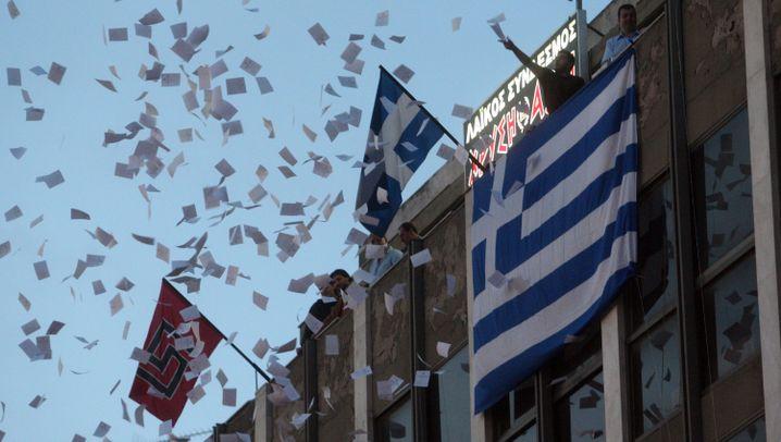 Griechenland-Wahl: Abstrafung der Großen