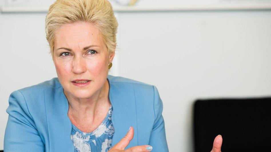 """Manuela Schwesig: """"Wir brauchen die Pipeline"""""""
