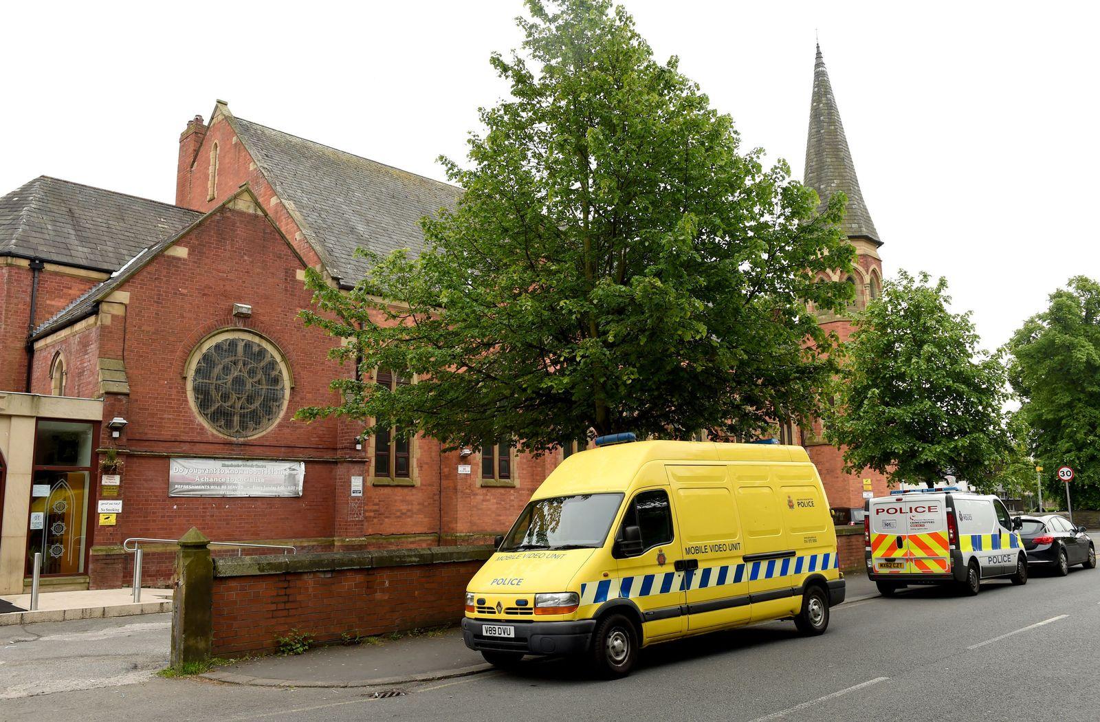 Manchester / Didsbury Moschee