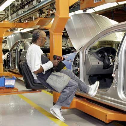 """Chrysler-Produktion: """"strategische Optionen mit Partnern prüfen"""""""
