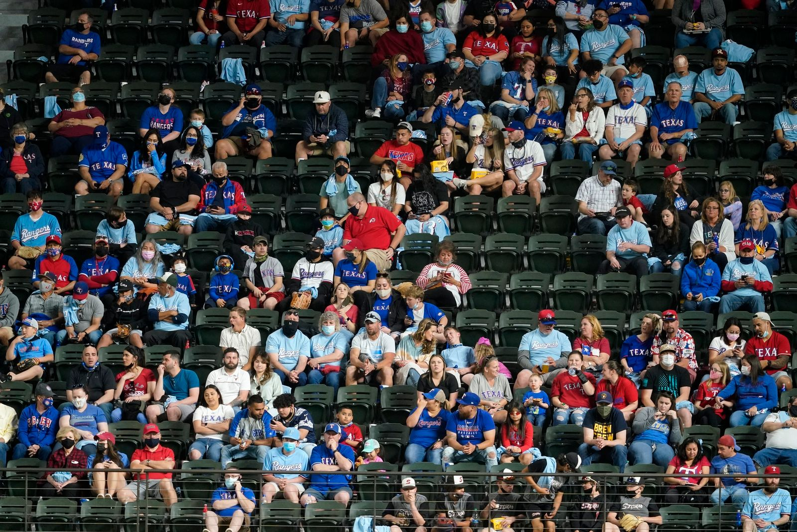 Brewers Rangers Baseball