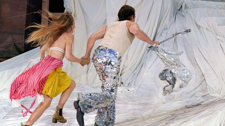 Nibelungenfestspiele: Ein Kuss, dem nicht zu trauen ist