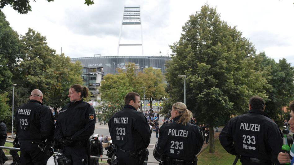 Polizeieinsatz in Bremen: Länderspiel gegen Gibraltar verlegt