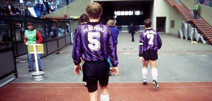 Spieler des FC St. Pauli (1991): In der Relegation gepatzt