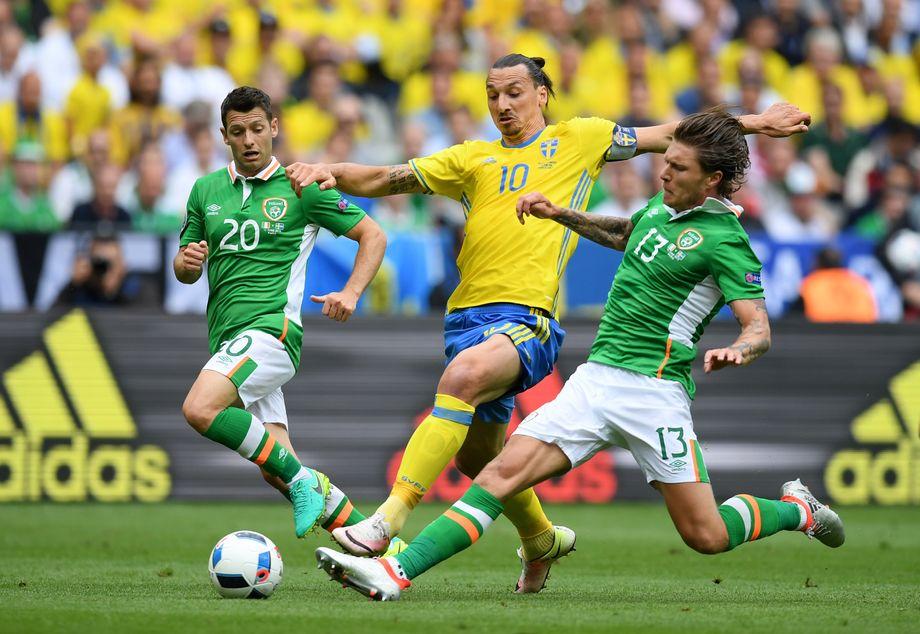 Schweden Gegen Irland