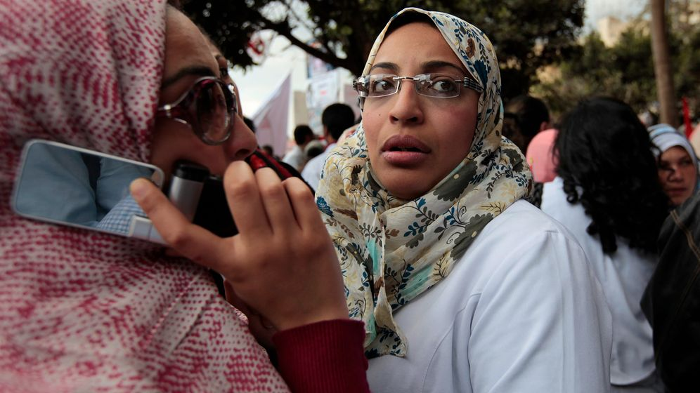 Photo Gallery: Defining the Modern Muslim Woman in Egypt